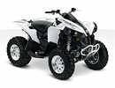 CAN-AM RENEGADE 500 White